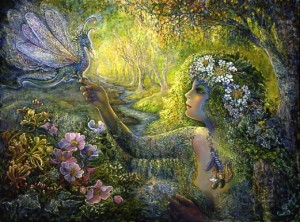 dryad_and_dragonfly